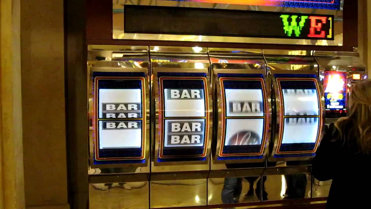 Where To Buy Used Slot Machines In Las Vegas