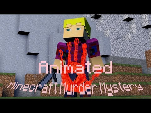 Minecraft Hypixel's Murder Mystery Animated