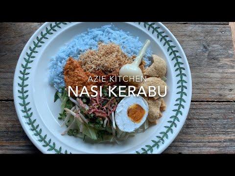 Download Nasi Kerabu Biru Kelantan