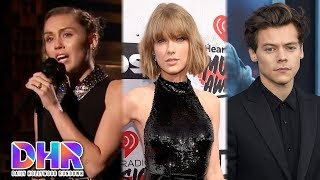Miley Cyrus Honors Vegas Victims - Taylor Swift & Harry Styles Reuniting?! (DHR)