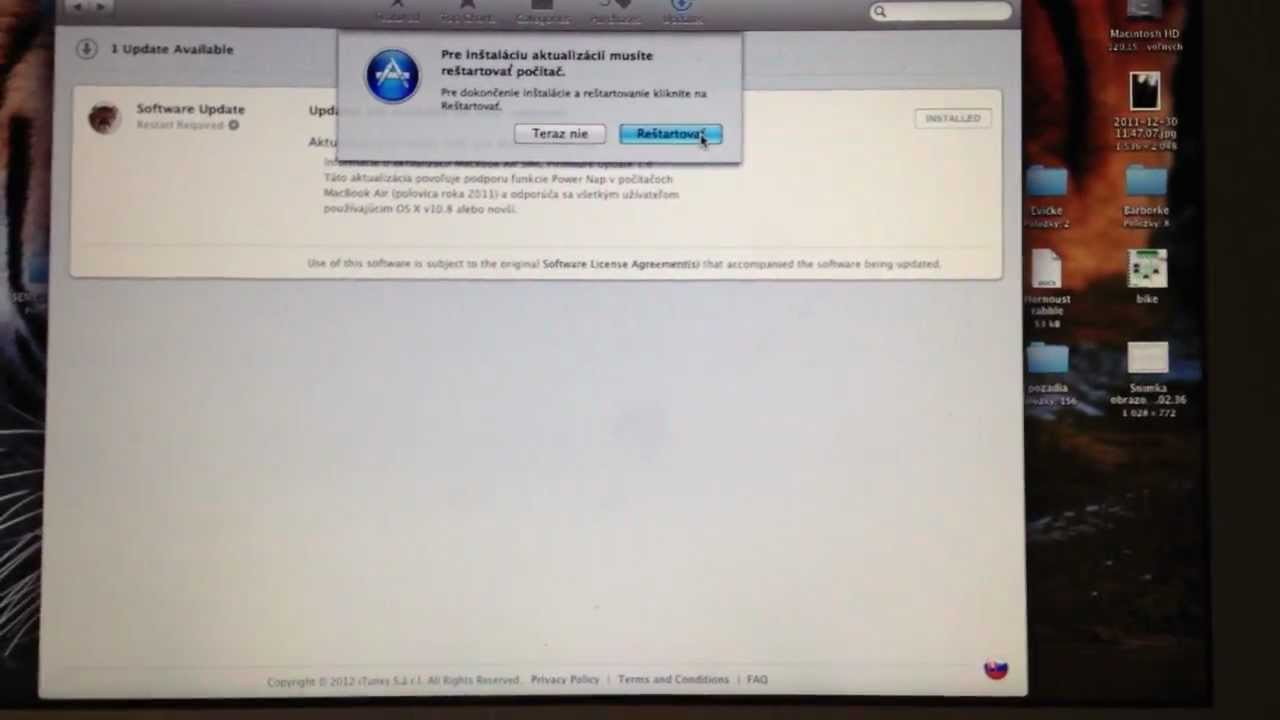 update dcs-932l firmware with macbook air