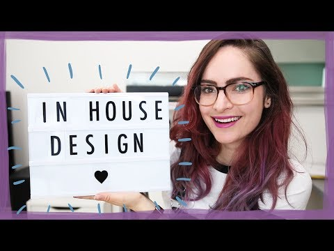 In-house design jobs - Everything you need to know