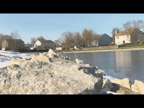 Girl Rescued From Retention Pond Ice In Fishers, Indiana