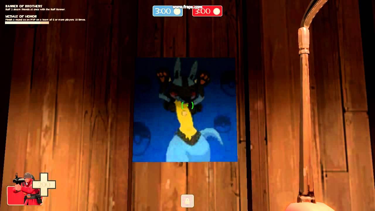 It S A Trap Team Fortress 2 Sprays Cartoons Gamebanana
