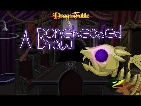 Dragon Fable A Boneheaded Brawl