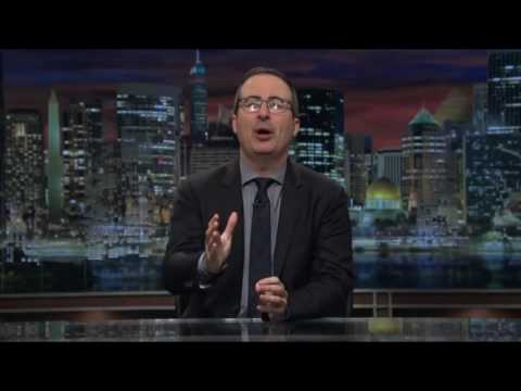 John Oliver (HD) - Trump's Syria Strikes Part -1