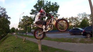 Urban Moto Trial Freerider