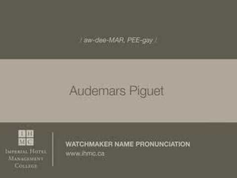 audemars piguet youtube
