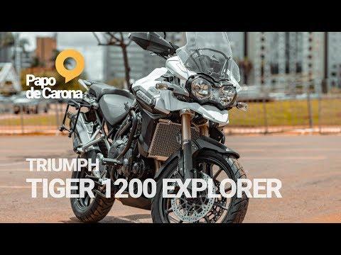 Triumph Tiger 1200 Explorer - Review