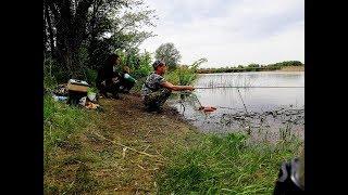 Рыбалка на карася в мае МОНСТРЫ ПО 650г  Лучшей улов на донку и поплавочную удочку