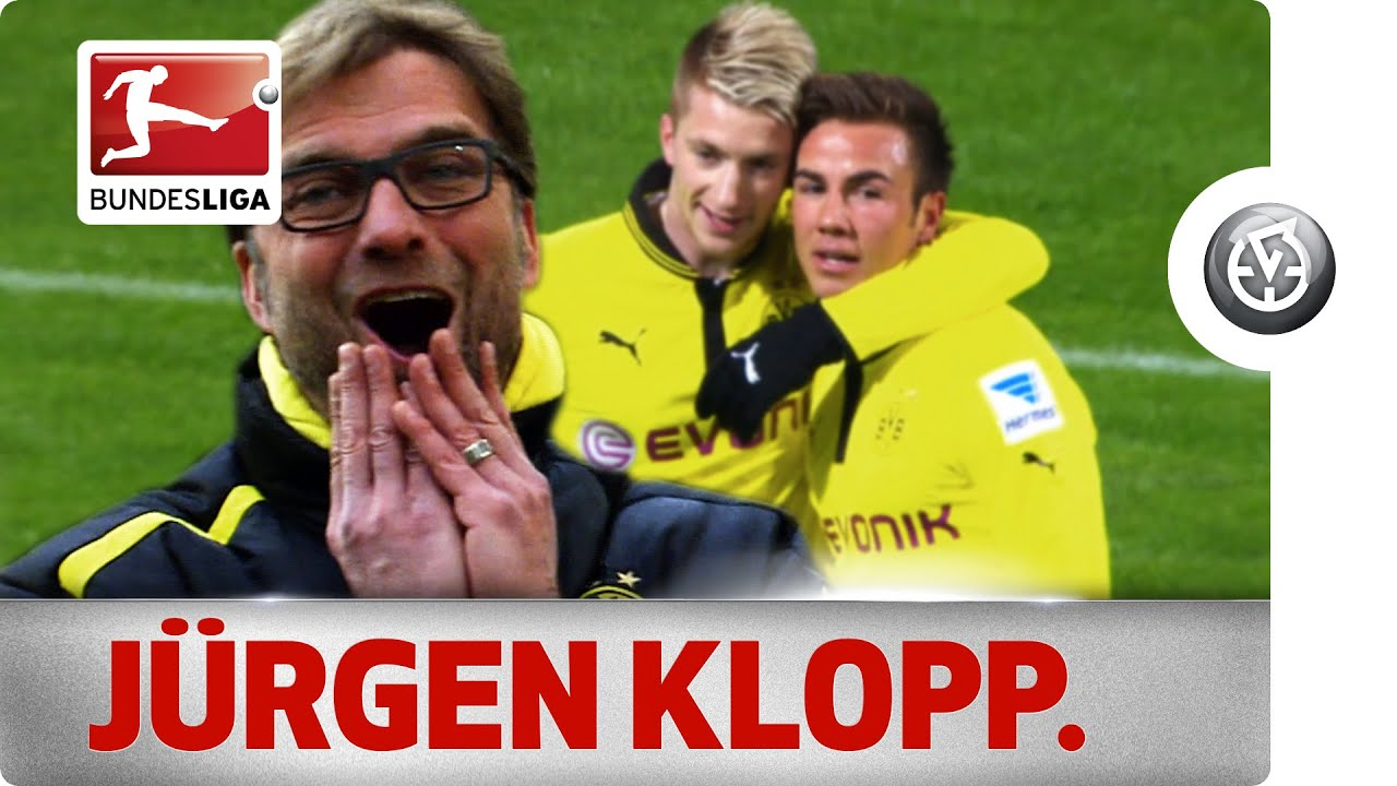 best of jürgen klopp