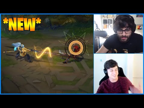 Yassuo Reacts to New Yasuo Skin..Mad Baron...LoL Daily Moments Ep 1112