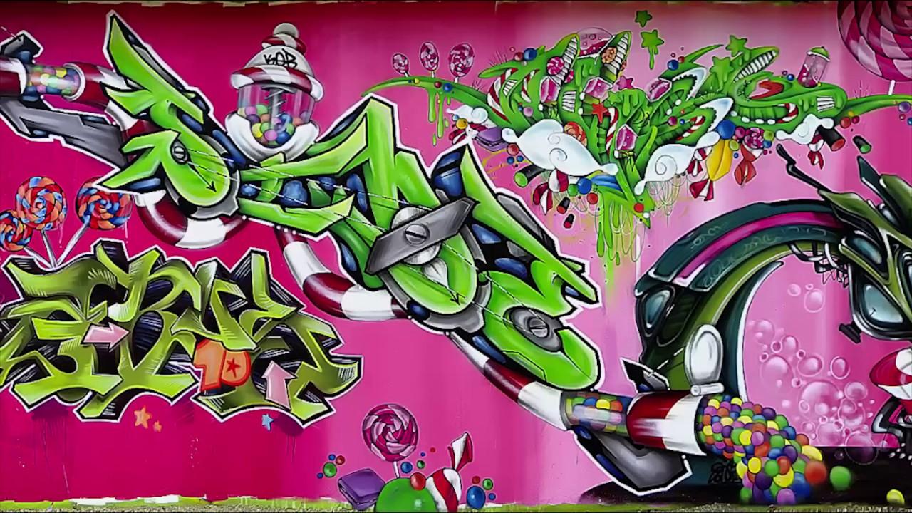 France Paris   E  A Side  E  A Swear  E  A Jooner  E  A Aouta  E  A Paint  E  A Skea  E  A Dika Graffiti Joiners