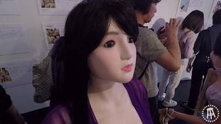 JAPANESE SEX DOLL EXHIBIT | Whoa! That's Weird