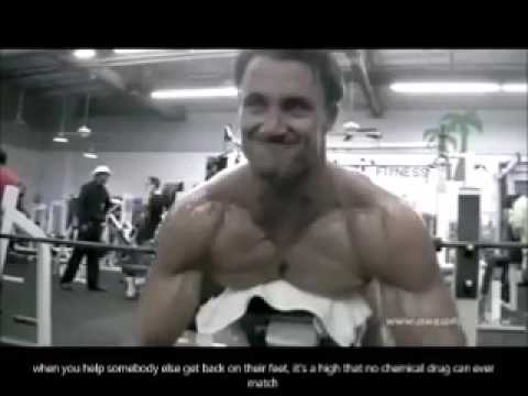 Greg Plitt - Give up for WHAT ?!