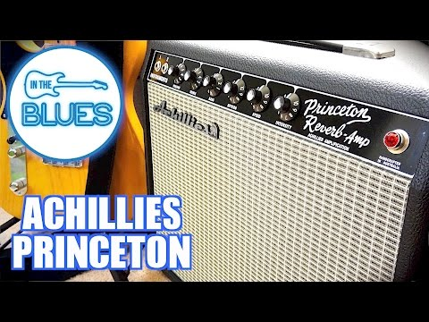 Achillies Amps - Princeton Reverb Amplifier