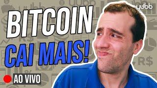 BITCOIN INTENSIFICA A QUEDA - analise bitcoin (BTC) hoje e criptomoedas - 21.09.2021
