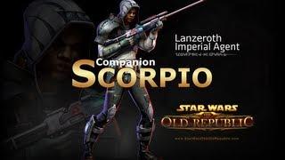 SWTOR: Imperial Agent - SCORPIO Conversations