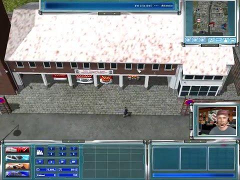 Emergency 4 mod CSP énorme feu de quartier #1