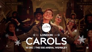 Hillsong London CAROLS 2016 Trailer
