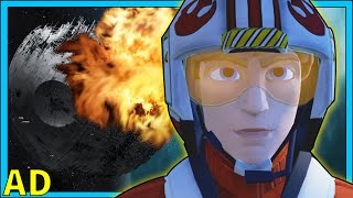 Disney Infinity 3.0 - BLOWING UP THE DEATH STAR! [3]