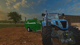 Filling Eng Agri Yard