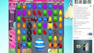 Candy Crush Level 1354  No Boosters