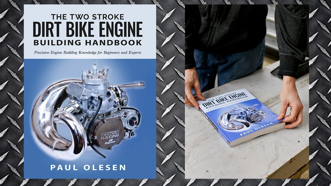 Product Review: The Two Stroke Dirt Bike Engine Building