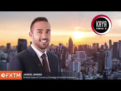 Kaya FM Interview with Jameel Ahmad | 08/11/2018