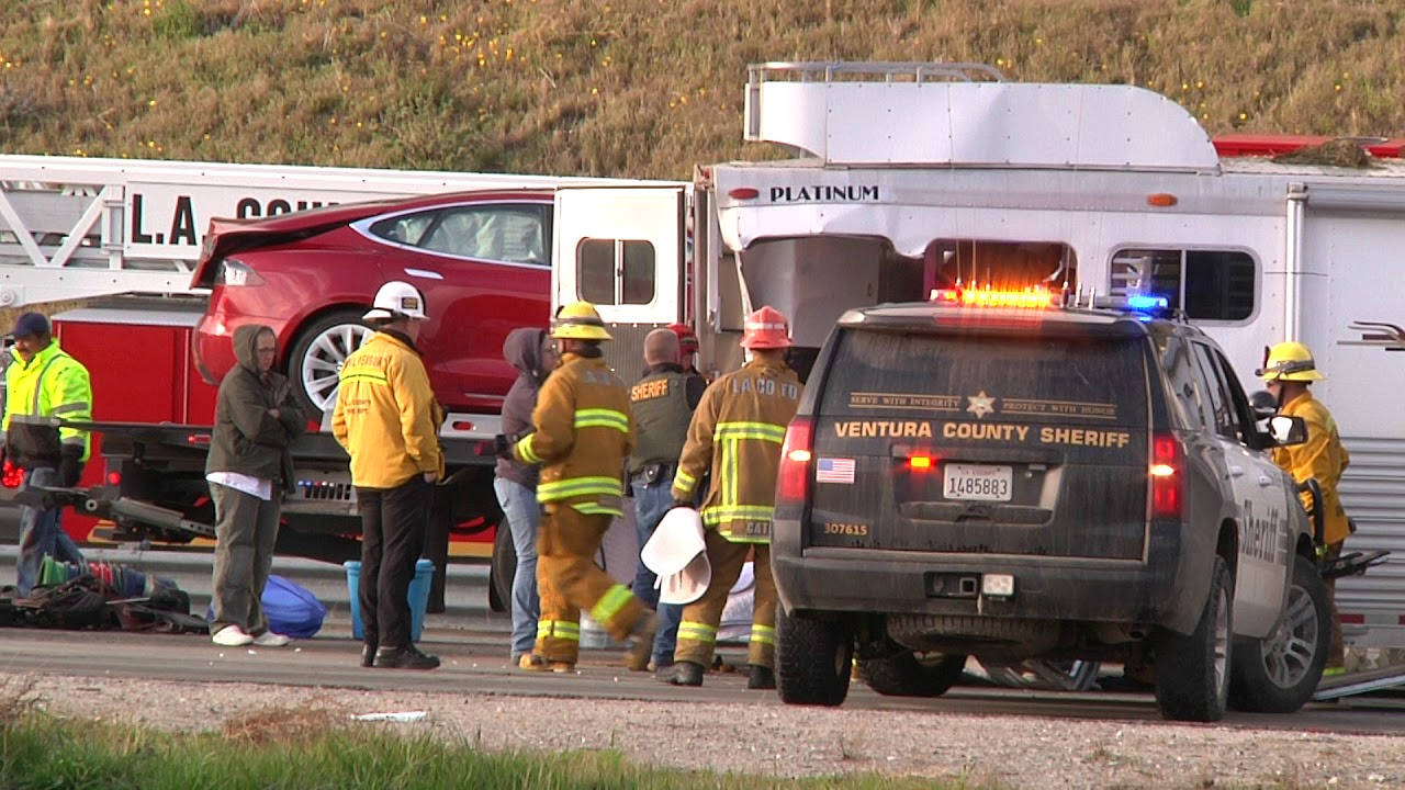 UPDATE: 50-car pileup sends toddler, 4 others to hospital