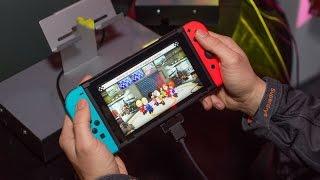 Nintendo Switch Easter Egg