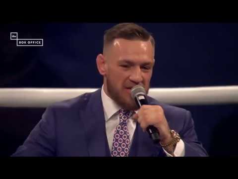 Thumbnail: Mayweather vs McGregor World Tour: London Highlights