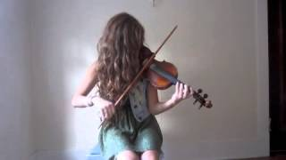 Get me through December - violin part.