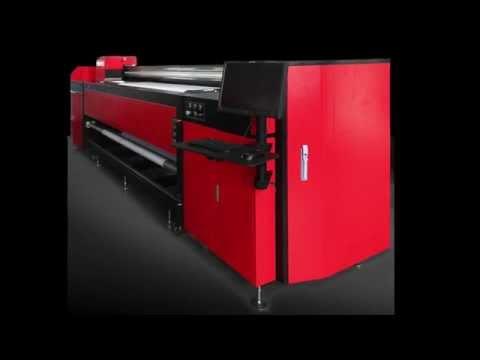 Textile Printer       Luescher-Tschudi  T-Rex 320 cm