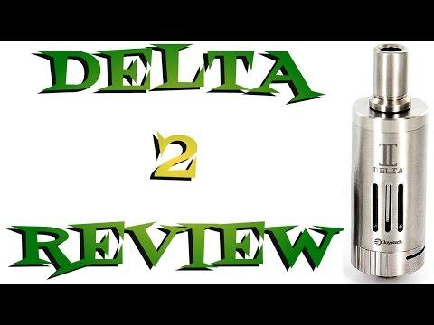 Delta 2 Review By Joyetech - Sub Ohm Tank