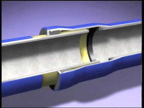 Spigot Amp Socket Pipeline Joint Youtube