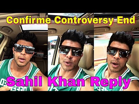 Sahil Khan Reply Rohit Khatri || Controversy End Sahil Khan vs Rohit Khatri