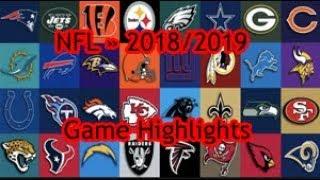 Atlanta Falcons vs New York Giants - NFL SEASON 2018-19 22.10. WEEK-07 - Game Highlights
