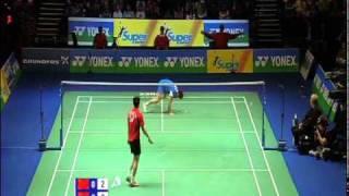 badminton england yonex all england 2008