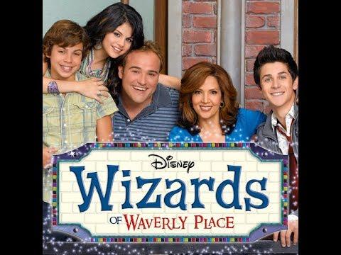 Os Feiticeiros de Waverly Place S03E07 - Ajudante de Maratona