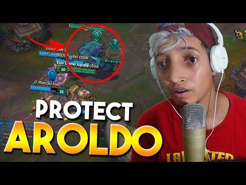 Novo META: Protect Aroldo! - SkorPiioN