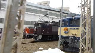 鉄道のまち大宮 鉄道ふれあいフェア2018 651系試乗会列車 JR東日本