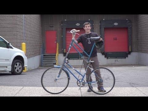Build: Bicycle Balance | Design Squad