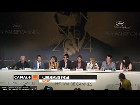 Captives - le meilleur de la conférence de presse Cannes 2014