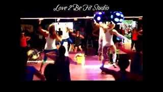Wine It Up, Mega Mix 42, Dance Fitness, Zumba ® at Love 2 Be Fit Studio