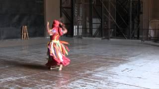 Danse d'Oya, par le Conjunto Folkorico de Oriente