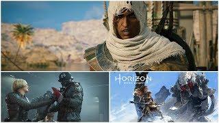 У Assassin's Creed Origins проблемы с графикой | Игровые новости