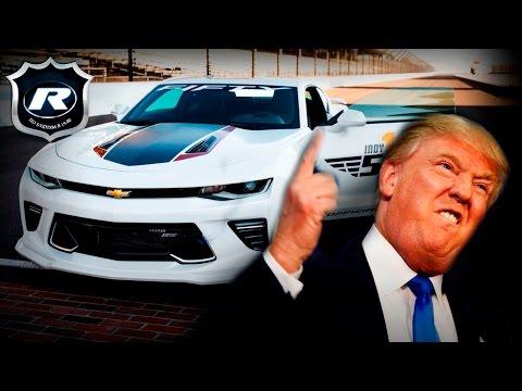 Что не так с авто Дональда Трампа?  ВЫ ОФИГЕЕТЕ!