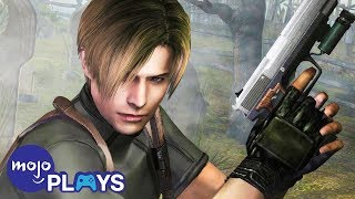 The Crazy History of Resident Evil 4
