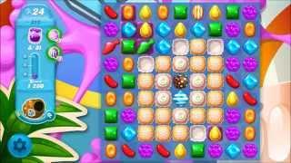 Candy Crush Soda Saga Level 312 - No boosters
